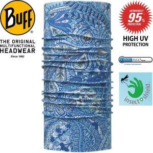 ハイUV インセクトシールド バフ(High UV Insect Shield Buff)TEHANNY BLUE 111448(あすつく対応/まとめ買いで送料無料)|motormagazine