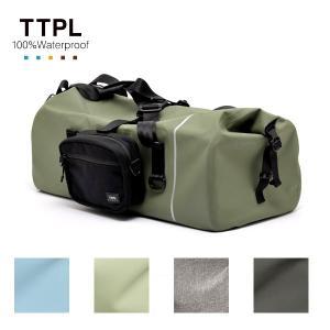 TTPL 完全防水ツーリングバッグ touring60(送料無料/あすつく対応)|motormagazine