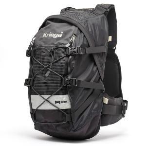 クリーガ(Kriega)ライディング専用ラックサック R35(リュック 鞄 バッグ バック 旅行 ツーリング アウトドア バイカー)(送料無料)|motormagazine