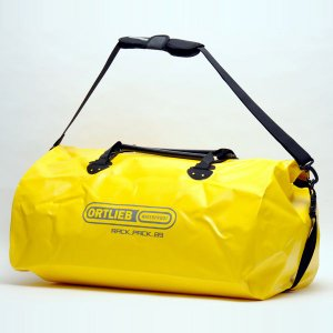 ORTLIEB(オルトリーブ)ラックパック(ドラム型ダッフルバッグ)/XLサイズ(89L)|motormagazine