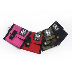 56design Mini Wallet(ミニウォレット)[CUBE](コインケース 財布 小銭入れ ショートウォレット ウォレット ワレット ショート プチギフト カード入れ motormagazine