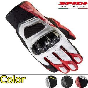スピーディ(SPIDI)スポーツグローブ STR-4 VENT COUPE(メンズ グローブ バイク 手袋 レザー モーターサイクル)(送料無料)|motormagazine