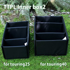 TTPL インナーボックス2 Inner box2 for touring40|motormagazine