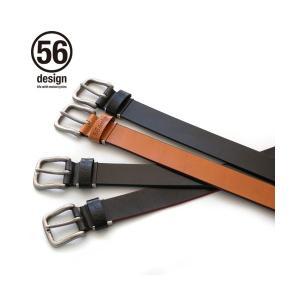 56デザイン ライダース カーブベルト / 56design Rider's Curve Belt(送料無料)|motormagazine