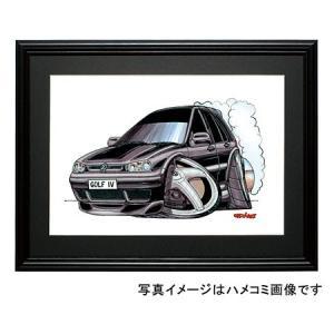 イラスト ゴルフIV(黒)|motorparade