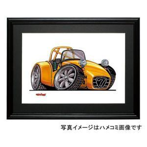 イラスト スーパーセブン(黄)|motorparade