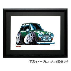 イラスト ミニ(緑)|motorparade