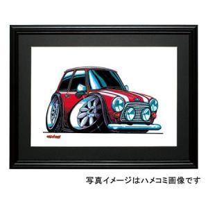 イラスト ミニ(赤)|motorparade