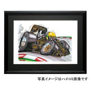 イラスト JPS・セナ|motorparade