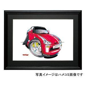 イラスト カプチーノ(赤)|motorparade