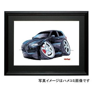 イラスト アルファ147(黒)|motorparade