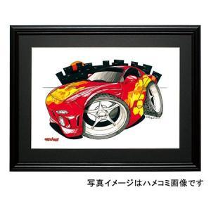 イラスト RX-7(FD) ワイルドスピードX2|motorparade