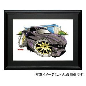 イラスト RX−7(FD・NEMESIS)|motorparade