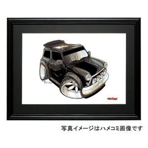 イラスト ミニ(黒)|motorparade