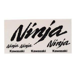 ☆KAWASAKI/J7010-0120☆  ◆お気に入りの場所に貼れる抜き文字タイプのニンジャステ...