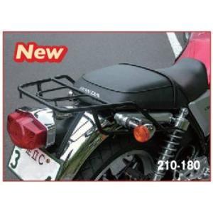 キジマ リアキャリア CB1100 ブラック 210-180 motostyle