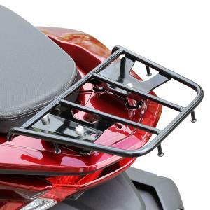 キジマ リアキャリア PCX125/150(JF56/KF18・〜2014) ブラック 210-215 motostyle