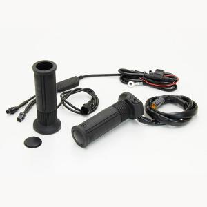 キジマ グリップヒーター GH07 一体式スイッチタイプ ハンドル径25.4mm/グリップ長130mm 304-8200 motostyle