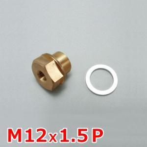 デイトナ 34910 オイルテンプ用 センサーフィッティング M12×1.5P