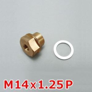 デイトナ 34911 オイルテンプ用 センサーフィッティング M14×1.25P