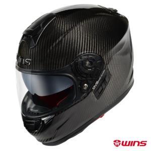 WINS A-FORCE RS カーボン フルフェイスヘルメット インナーバイザー装備 ご予約|motostyle