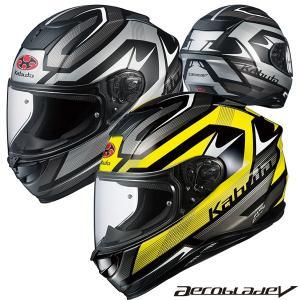 OGK Aeroblade-5 RUSH (エアロブレード5 ラッシュ) フルフェイスヘルメット|motostyle