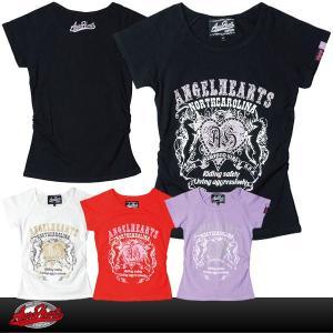 エンジェルハーツ AHT-011 レディース Tシャツ(半袖)|motostyle