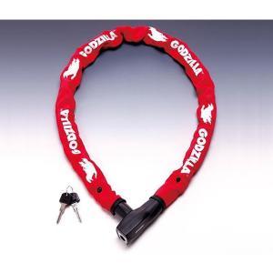 ●特殊焼入れ処理を施した「チェーン・ロック」 ●使いやすい余裕の長さ1,100mm ●施開錠がしやす...