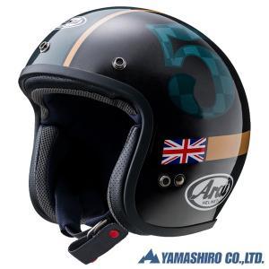 アライ CLASSIC MOD UNION(クラシック・モッド ユニオン) ジェットヘルメット 山城オリジナルグラフィック|motostyle