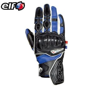 エルフ レザーグローブ(ブルー) ELG-7266