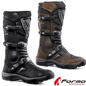 Forma OFF ADVENTURE オフロードブーツ フォーマ オフ アドヴェンチャー|motostyle