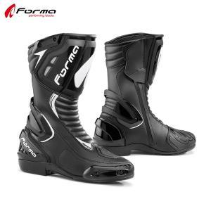 FORMA(フォーマ) FRECCIA 2017 フレッチャ レーシングブーツ(BLACK)|motostyle