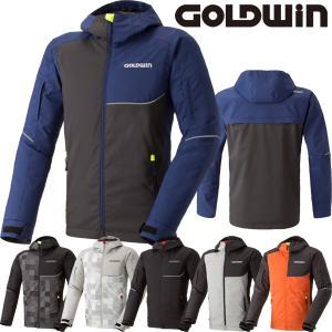 ゴールドウィン GWS マルチフーデッド ジャケット 3シーズン GSM12607|motostyle