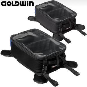 ゴールドウィン GSM17102 システムタンクバック 4(容量約4L)|motostyle