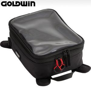 ゴールドウィン GSM17317 スタンダード タンクバッグ5(容量5L/吸盤式)|motostyle
