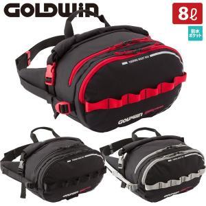 ゴールドウィン ツーリングウエストバッグ8 容量8L GSM17617|motostyle