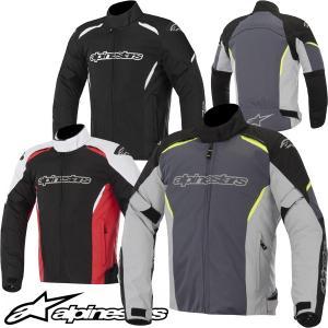 アルパインスターズ GUNNER オールシーズン対応 防水 ライディングジャケット 3206815 motostyle