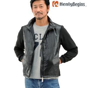 Henly Begins(ヘンリービギンズ) テラヒート 電熱ブルゾン(ブラック) HBH-005 motostyle
