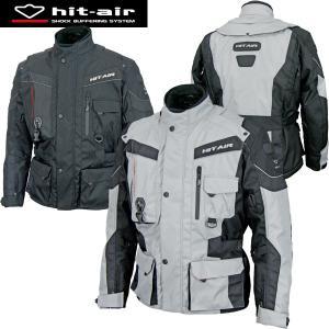 hit-air EU-6 エアバッグジャケット 無限電光 ヒットエア エアバッグシステム搭載 オートバイ乗車用|motostyle