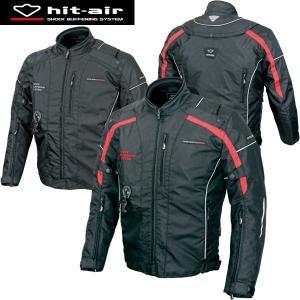 hit-air HS-5 エアバッグジャケット 無限電光 ヒットエア エアバッグシステム搭載 オートバイ乗車用|motostyle