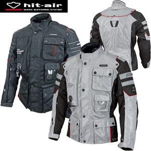 hit-air Motorrad-2 Mesh エアバッグメッシュジャケット 無限電光 ヒットエア エアバッグシステム搭載 オートバイ乗車用|motostyle