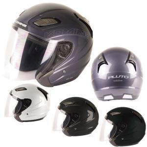 コミネ HK-168 プルートX ジェットヘルメット 01-168|motostyle
