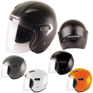 コミネ HK-169 ハーデス ジェットヘルメット 01-169|motostyle