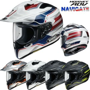 ショウエイ HORNET ADV NAVIGATE (ホーネット ADV ナビゲート) フルフェイスヘルメット|motostyle