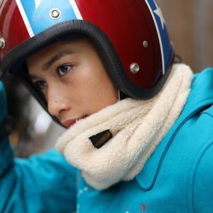 インディアン IM-W07 フェイスマスク(ベージュ) motostyle 02