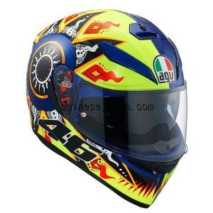 agv k 3 sv rossi 2002 フルフェイスヘルメット ヴァレンティーノ