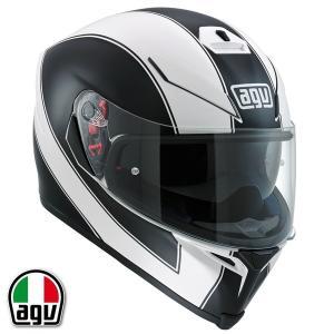 AGV K-5 S ENLACE フルフェイスヘルメット ホワイト/マットブラック