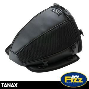 タナックス モトフィズ MFK-109 シートカウルバッグ 合皮ブラック|motostyle