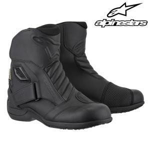 アルパインスターズ NEW LAND GORE-TEX 防水 ライディングブーツ|motostyle
