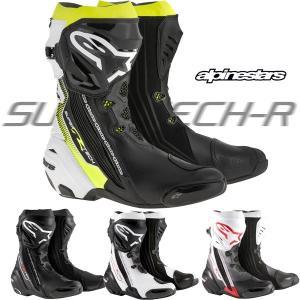 アルパインスターズ SUPERTECH-R 0015 レーシングブーツ|motostyle